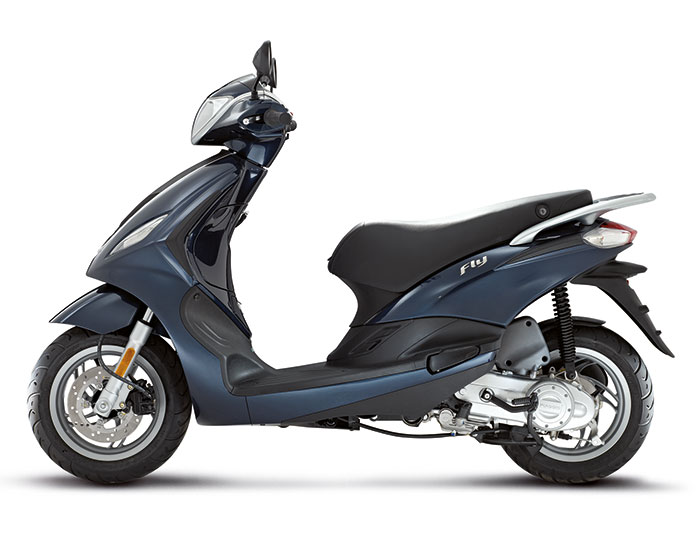 Piaggio Fly 50 technical specifications